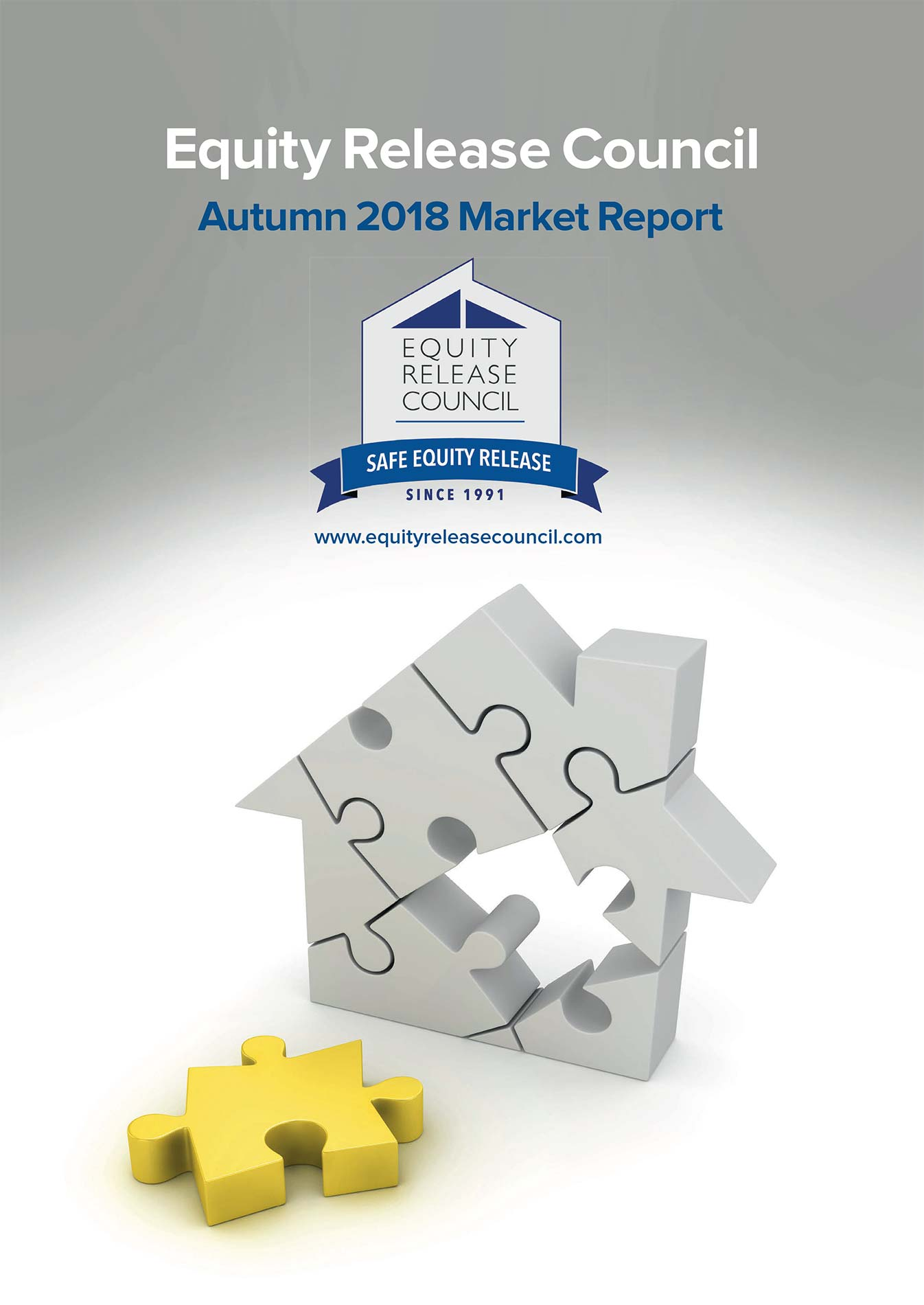 Equity Release Council Autumn 2018 Market Report