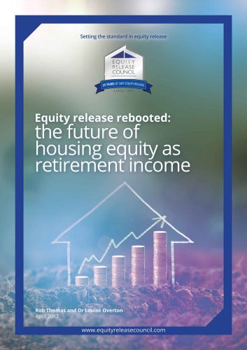 Home Equity Release - The Future Of Housing Equity As Retirement Income