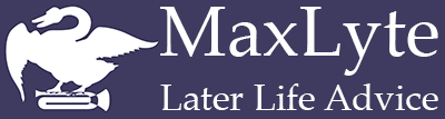 MaxLyte Later Life Advice - Advice For Over 55s