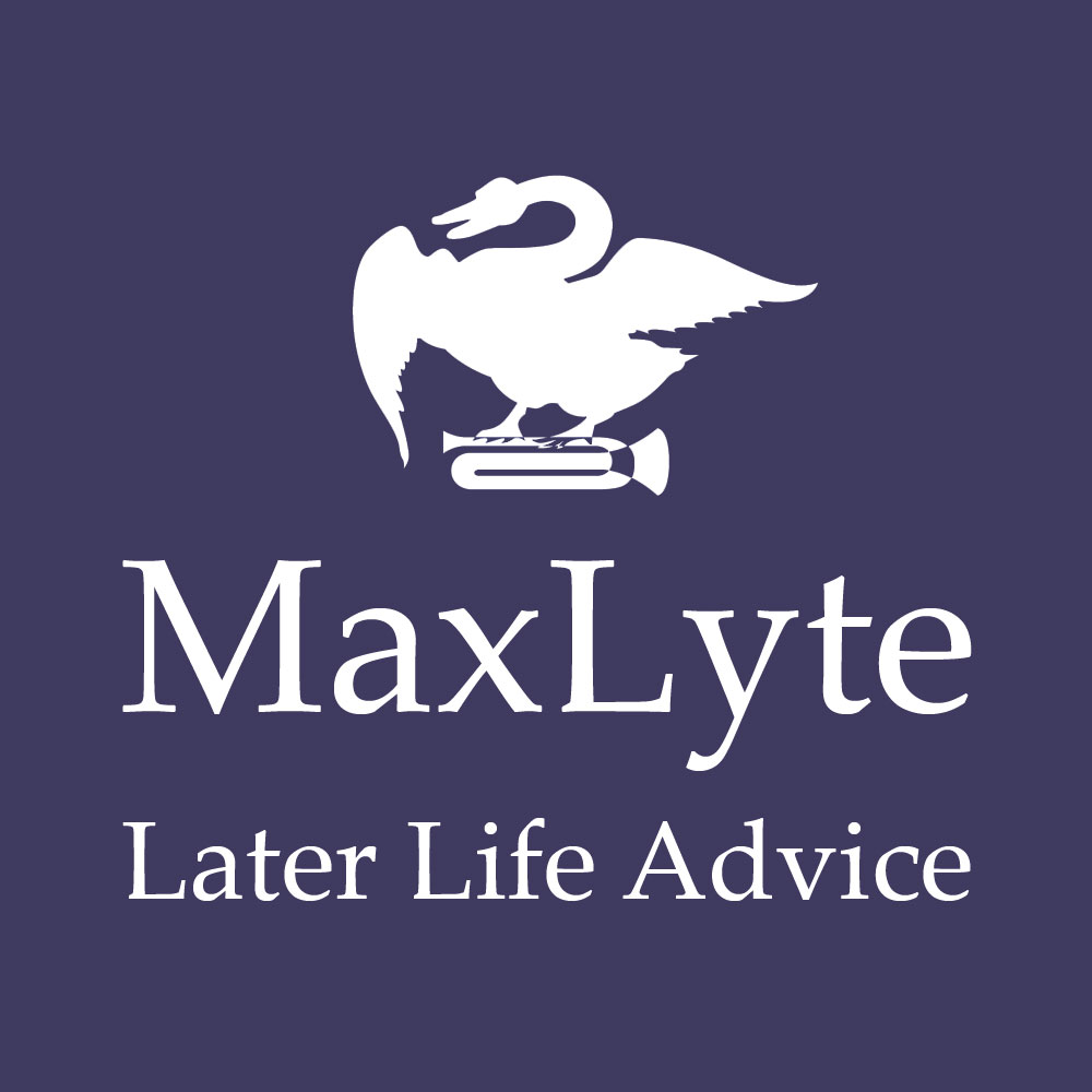MaxLyte Later Life Advice Logo