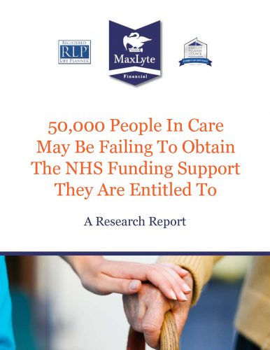 Long Term Care - NHS Funding Support