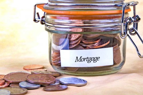 Mortgage Money Jar